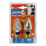 Migavci ARROW Chrom LED