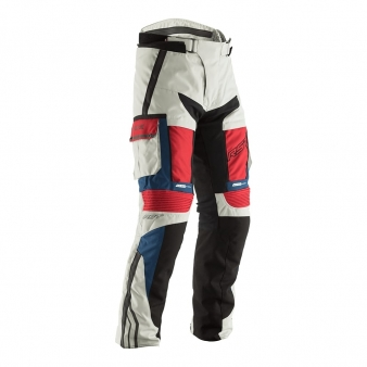 Adventure pantalone Ice Blue Red