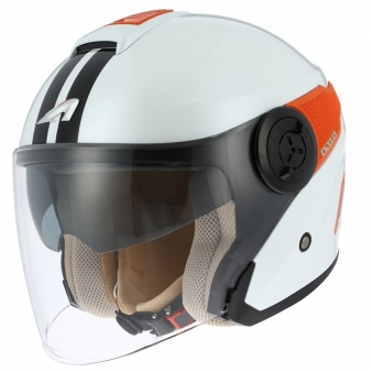 DJ 10 White Orange
